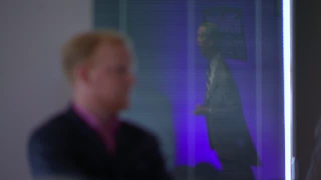 diane james elected new leader of ukip various of nigel farage mep on stage nigel farage mep speech sot together we have changed the course of... - diane james politik stock-videos und b-roll-filmmaterial