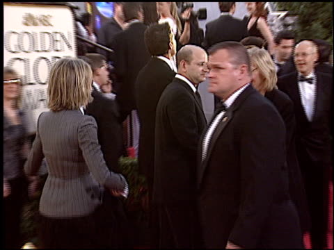 Diane Keaton at the 2005 Golden Globe Awards at the Beverly Hilton in Beverly Hills California on January 16 2005
