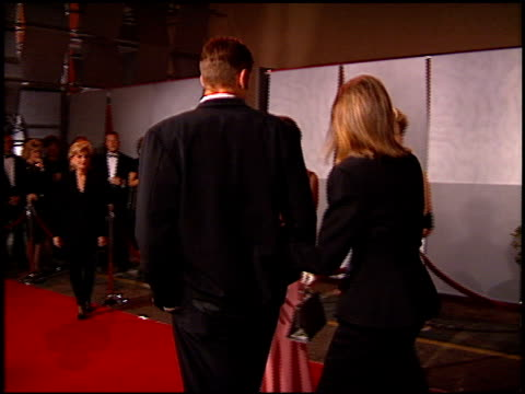 Diane Keaton at the Fire and Ice Ball at Warner Brothers Studios in Burbank California on October 17 1996