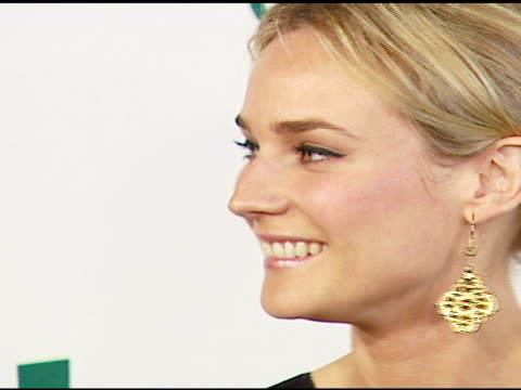 diane kruger at the 3rd annual pre-oscar party hosted by global green usa on february 21, 2007. - oscar party stock videos & royalty-free footage