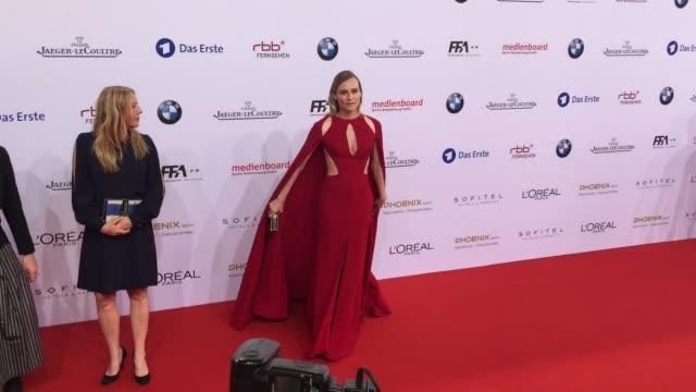 Diane Kruger at the Lola German Film Award at Messe Berlin on May 27 2016 in Berlin Germany