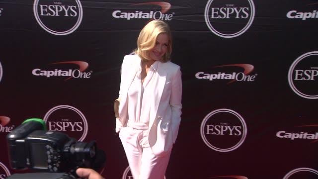 diane sawyer at the 2015 espys at microsoft theater on july 15 2015 in los angeles california - microsoft theater los angeles stock videos and b-roll footage