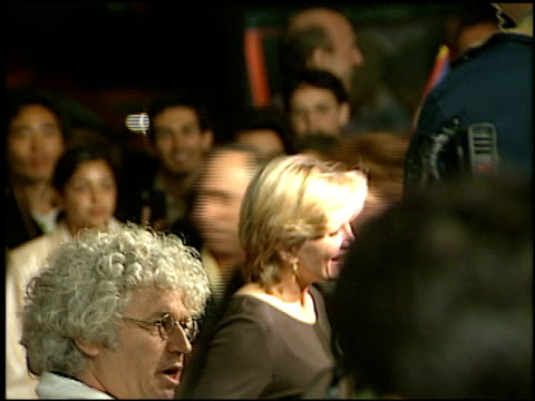 diane sawyer at the 'seven years in tibet' premiere at cineplex odeon in century city california on october 6 1997 - odeon cinemas stock videos & royalty-free footage