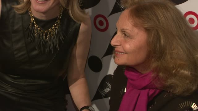 diane von furstenberg at target neiman marcus holiday collection launch event diane von furstenberg at target neiman marcus ho on november 28 2012 in... - neiman marcus stock videos & royalty-free footage