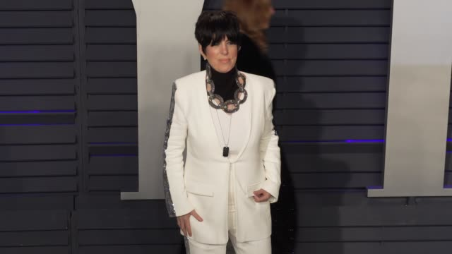 diane warren at 2019 vanity fair oscar party hosted by radhika jones at wallis annenberg center for the performing arts on february 24 2019 in... - diane warren stock videos & royalty-free footage