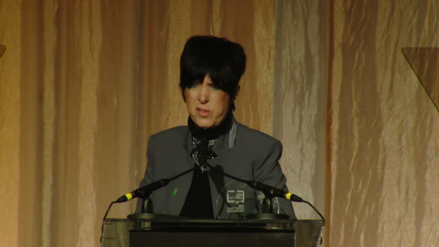 speech diane warren at 29th annual pen america litfestgala at the beverly wilshire four seasons hotel on november 01 2019 in beverly hills california - diane warren stock videos & royalty-free footage