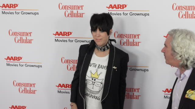 diane warren at the 18th annual movies for grownups awards at the beverly wilshire four seasons hotel on february 04 2019 in beverly hills california - diane warren stock videos & royalty-free footage