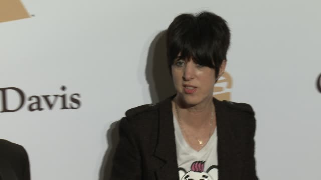 stockvideo's en b-roll-footage met diane warren at the 2016 pregrammy gala and salute to industry icons honoring irving azoff at the beverly hilton hotel on february 14 2016 in beverly... - irving azoff