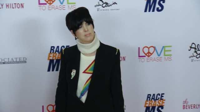 diane warren at the 26th annual race to erase ms at the beverly hilton hotel on may 10 2019 in beverly hills california - diane warren stock videos & royalty-free footage