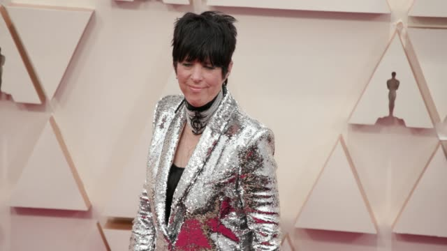 vídeos y material grabado en eventos de stock de diane warren at the 92nd annual academy awards at the dolby theatre on february 09 2020 in hollywood california - diane warren