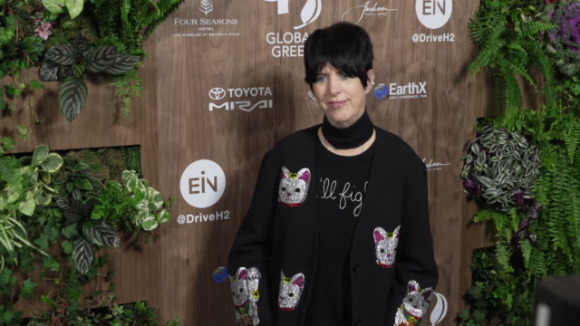 diane warren at the global green 2019 preoscar gala at the four seasons hotel los angeles at beverly hills on february 20 2019 in beverly hills... - diane warren stock videos & royalty-free footage