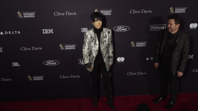 diane warren at the recording academy and clive davis' 2020 pregrammy gala at the beverly hilton hotel on january 25 2020 in beverly hills california - diane warren stock videos & royalty-free footage