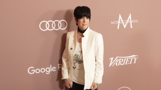 diane warren at the variety's 2019 power of women los angeles at the beverly wilshire four seasons hotel on october 11 2019 in beverly hills... - diane warren stock videos & royalty-free footage