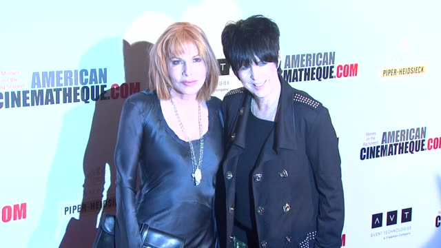 diane warren kathy nelson at american cinematheque's 27th annual award presentation honoring jerry bruckheimer in beverly hills ca on - american cinematheque stock videos & royalty-free footage