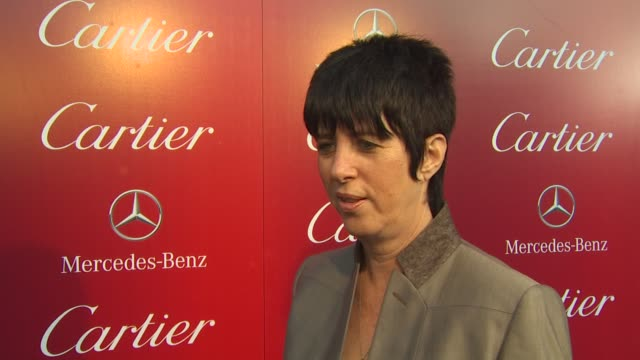 diane warren on how it feels to be a part of one of the top 5 film festivals in the country, what she likes about coming to palm springs for an award... - burlesque stock videos & royalty-free footage