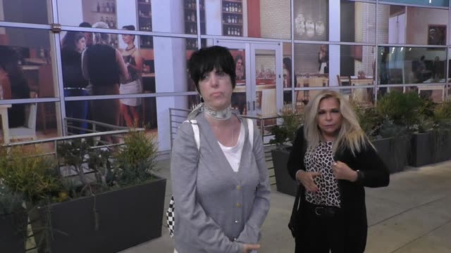 interview diane warren on joaquin phoenix after watching joker at arclight cinemas in hollywood on october 07 2019 at celebrity sightings in los... - diane warren stock videos & royalty-free footage
