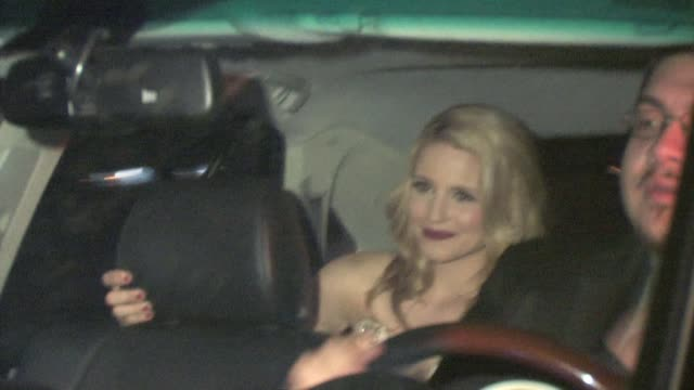 dianna agron at chateau marmont at the celebrity sightings in los angeles at los angeles ca - dianna agron stock videos and b-roll footage