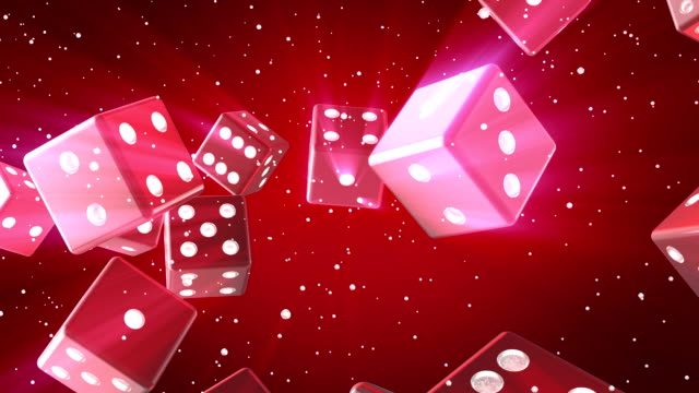 dice slow motion - craps stock videos & royalty-free footage