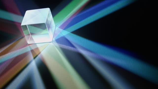 dichroic prism - prism stock videos & royalty-free footage