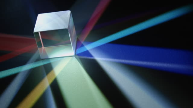 dichroic prism - prism stock videos & royalty-free footage