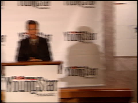 dick clark at the youngstar awards nominations at the mondrian hotel in west hollywood, california on september 6, 2000. - モンドリアンホテル点の映像素材/bロール