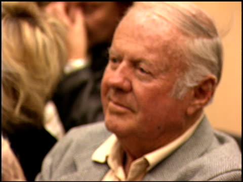 Dick Van Patten at the Book Signing of Ben Alba's 'Inventing Late Night' at Dutton's in Beverly Hills California on November 4 2005