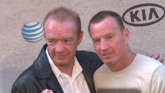 Dicky Eklund and Micky Ward at the 5th Annual Guys Choice Awards at Culver City CA