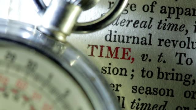 Dictionary time   TI