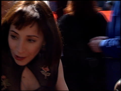 Didi Conn at the 'Grease' Premiere at Grauman's Chinese Theatre in Hollywood California on March 15 1998