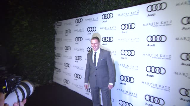 Diego Klattenhoff at the Audi And Martin Katz Celebrate The 2012 Golden Globe Awards in West Hollywood CA