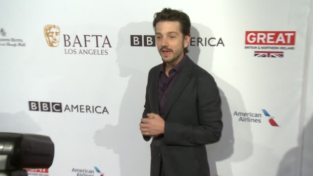 Diego Luna at 2017 BAFTA Los Angeles Awards Season Tea Party The Four Seasons Los Angeles at Beverly Hills in Los Angeles CA