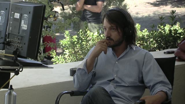 Diego Luna at the Making Of Chavez On Location In Sonora Mexico Diego Luna at the Making Of Chavez On Location I on June 17 2012 in Cananea Mexico