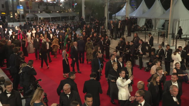 ATMOSPHERE 'Diego Maradona' Red Carpet Arrivals The 72nd Cannes Film Festival at Palais des Festivals on May 19 2019 in Cannes France