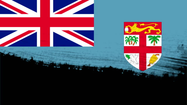 World S Best Fiji Flag Stock Video Clips And Footage Getty