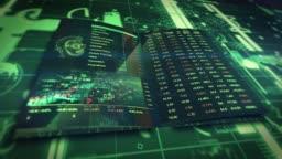 Digital book concept technology