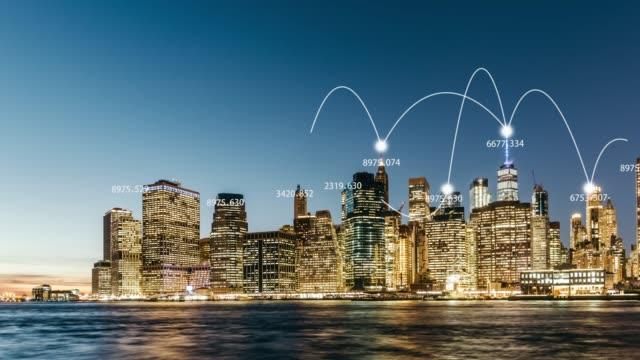 T/L ZI Digital City of Manhattan, NYC
