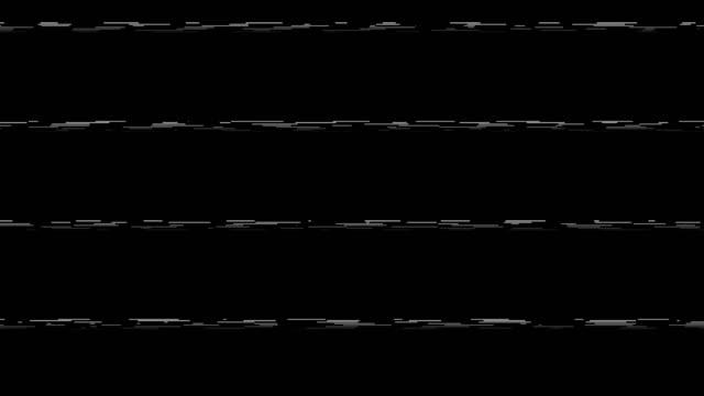 Digital Damage Noise - 4K Resolution