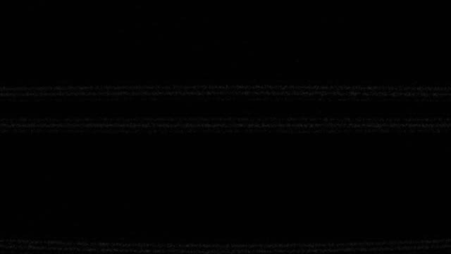 digitala skada buller - 4k-upplösning - radio och tv utsändning bildbanksvideor och videomaterial från bakom kulisserna