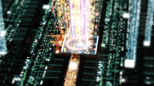Digital data stream transfer