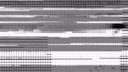 Digital Display Glitch- Displacement Map