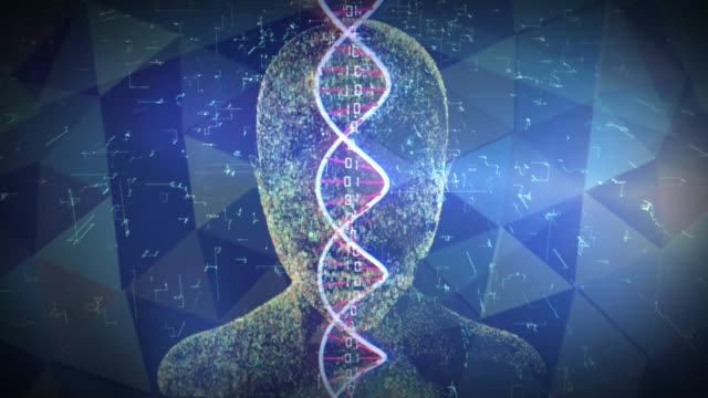 digital dna - stem cell stock videos & royalty-free footage