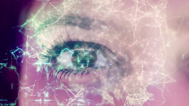 digital eye - alpha cell stock videos & royalty-free footage