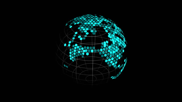 Digital Globe, network technology