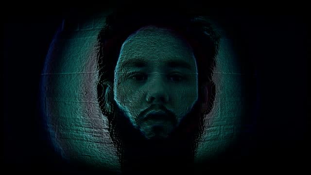 Digitale hoofd