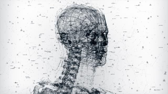digital human body - nanotechnology stock videos & royalty-free footage
