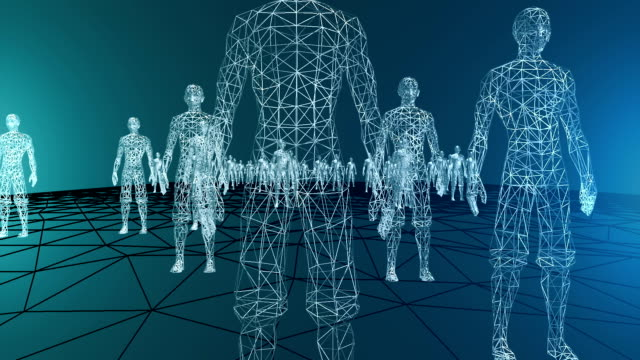 Digital Humans in a Technological Environment