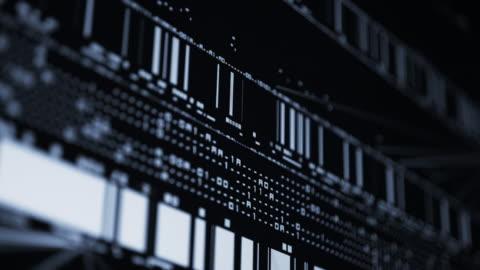 digitale schnittstelle - research stock-videos und b-roll-filmmaterial