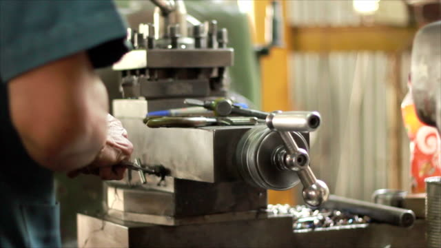 digital lathe - machinery stock videos & royalty-free footage