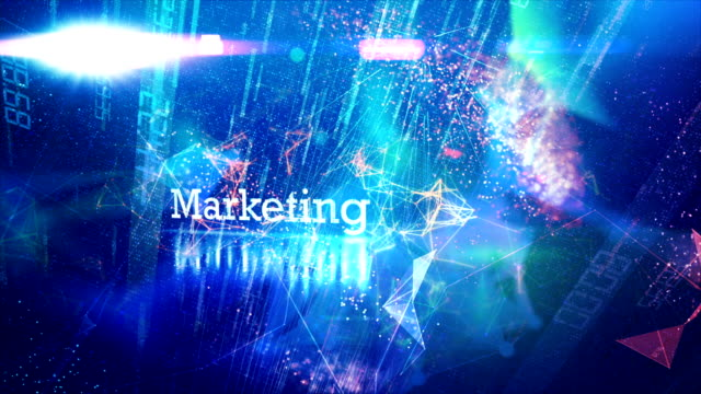 digital marketing - multimedia stock videos & royalty-free footage