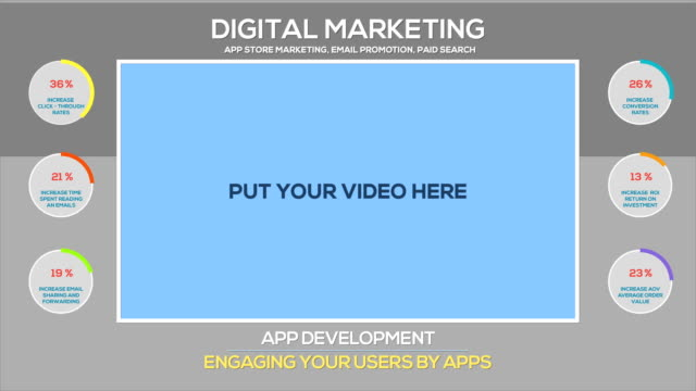 Digital Marketing Video Template